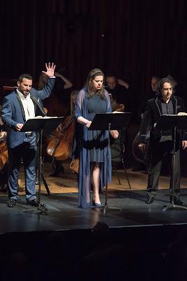 Enea Scala, Daniela Barcellona & Rodion Pogossov (c) Russell Duncan