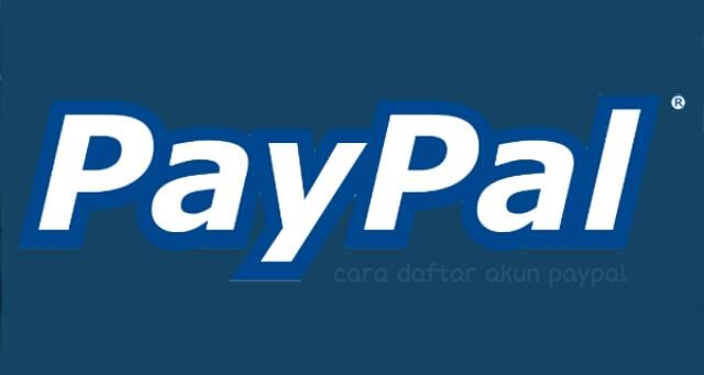 Cara daftar akun paypal,paypal review,paypal.me