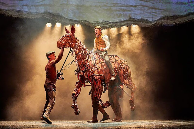 War Horse at The Mayflower Theatre