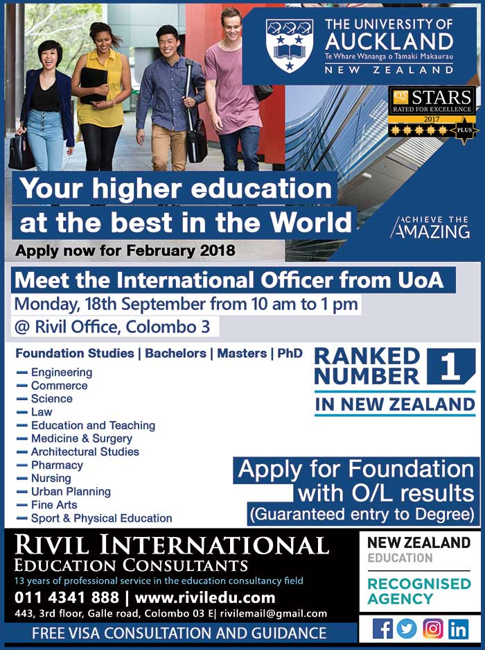 Rivil | Meet the International Representatives from the Prestigious University of Auckland, NZ