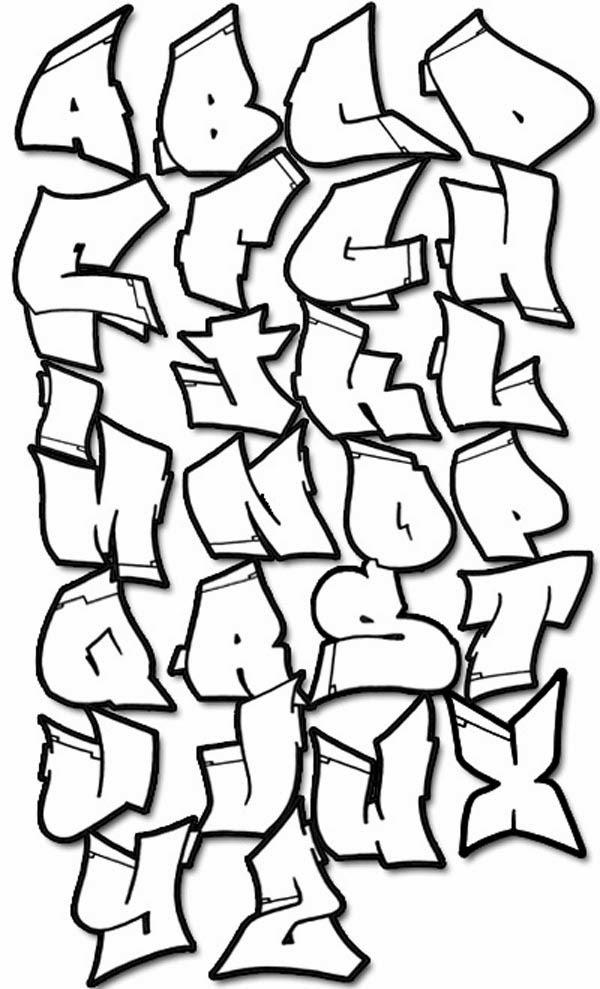Graffiti Creator Styles: 3D Graffiti Letters