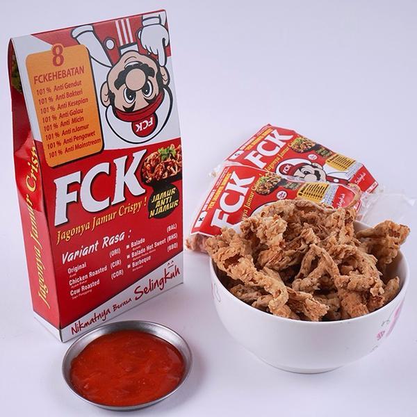 bisnis online kuliner, fckjamur, fck jamur krispi, fck jamur crispy