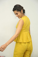 Taapsee Pannu looks mesmerizing in Yellow for her Telugu Movie Anando hma motion poster launch ~  Exclusive 053.JPG