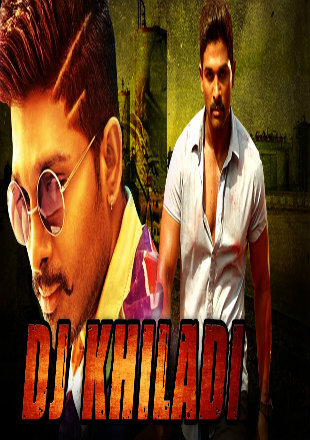Dj Khiladi 2017 HDRip 450Mb Hind Dubbed Movie 480p Watch Online Full Movie Download bolly4u
