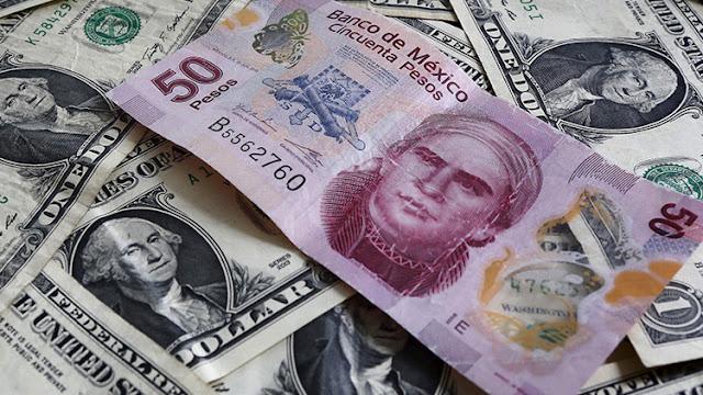 La moneda mexicana se beneficia del debate entre Hillary Clinton y Donald Trump