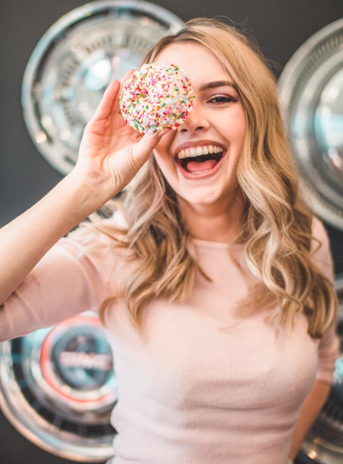 Um sorriso pode mudar seu humor para melhor
