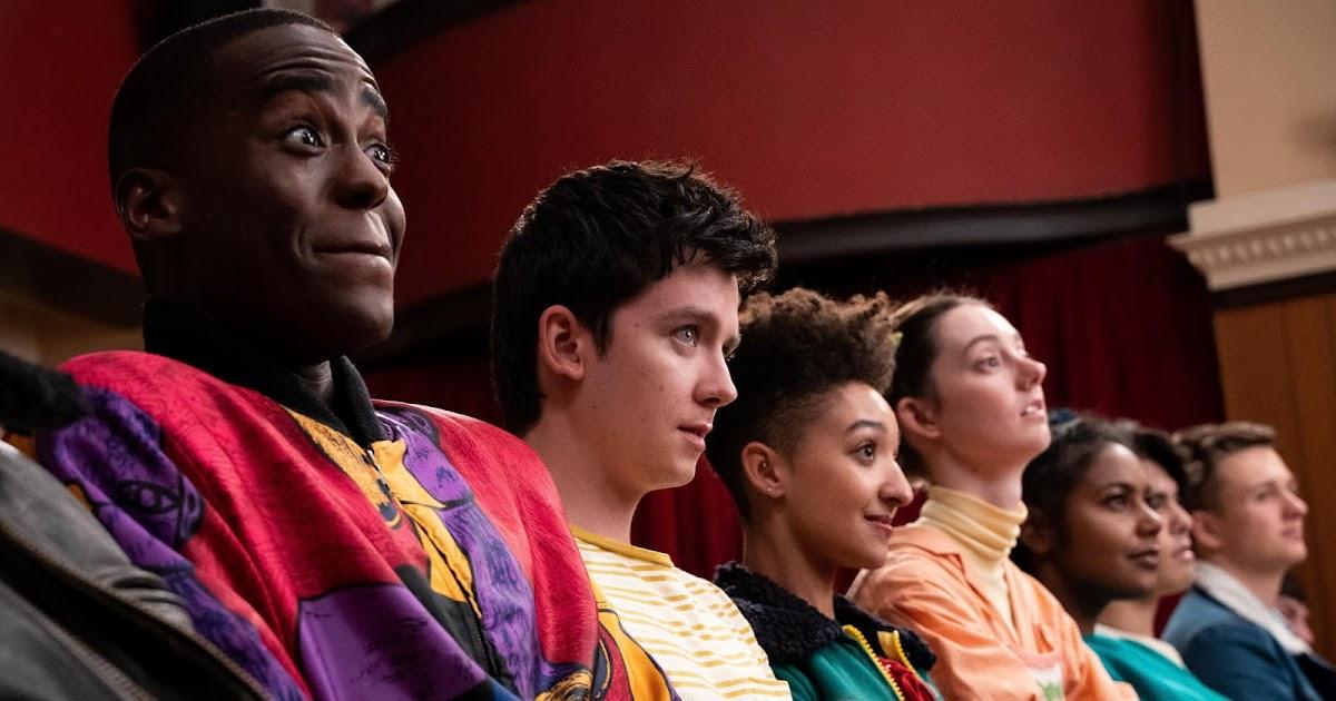 WATCH: SEX EDUCATION Season 2 Trailer Released - Reel Advice Movie Reviews