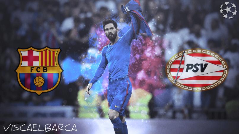 برشلونة وبي اس في ايندهوفن بث مباشر اليوم 28-11-2018 دوري ابطال اوروبا