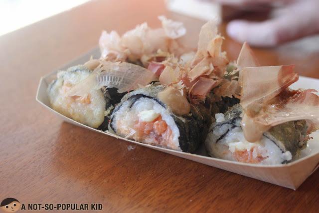 Tkhm Roll - Creamy Salmon Roll