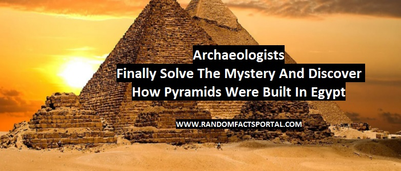 an analysis of the mystery of who built the egyptian pyramids As such, some suggest the ancient builders of the egyptian pyramids, the nasca lines, and others were following an extraterrestrial instruction manual.