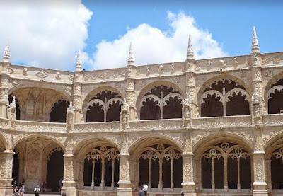 chiostro del Monastero dos Jerónimos