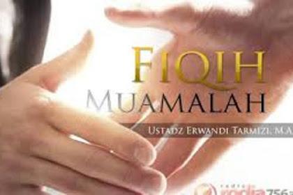 Definisi Fiqih Mu'amalah dan Konsepnya