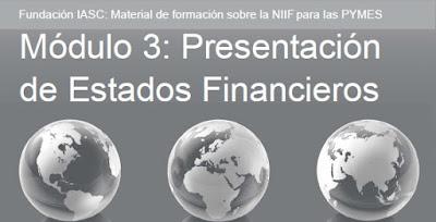 Presentación de Estados Financieros + Casos Prácticos - NIIF (PDF)
