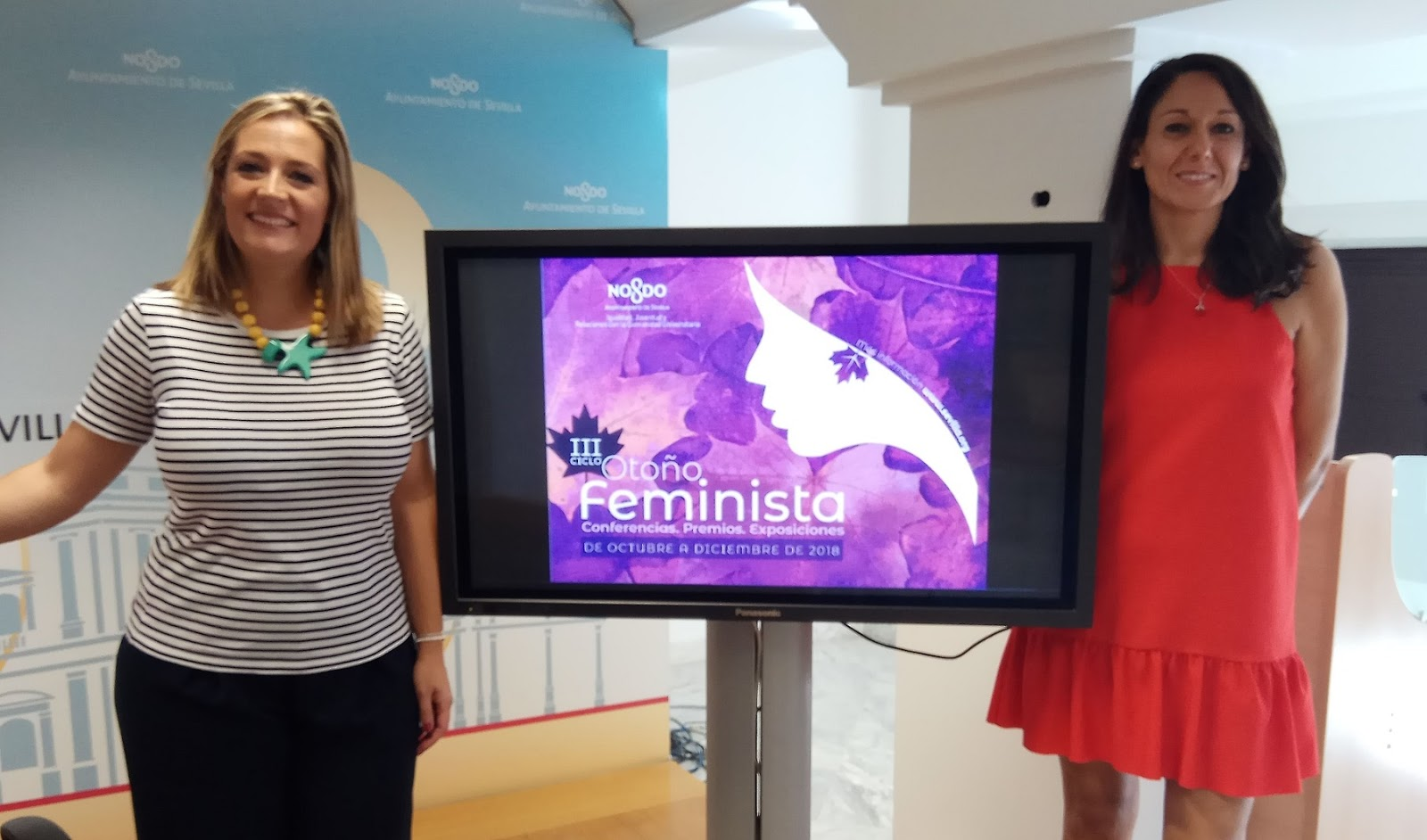 gelán noticias la tercera edición del otoño feminista en sevilla