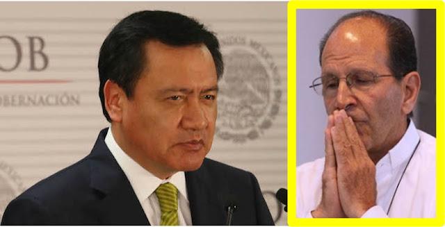 """""""El secretario de gobernación me ofreció mucho dinero para callarme la boca, pero no acepté"""": Padre Alejandro Solalinde"""