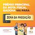 Prêmio principal da Nota Fiscal Gaúcha vai para a Zona da Produção