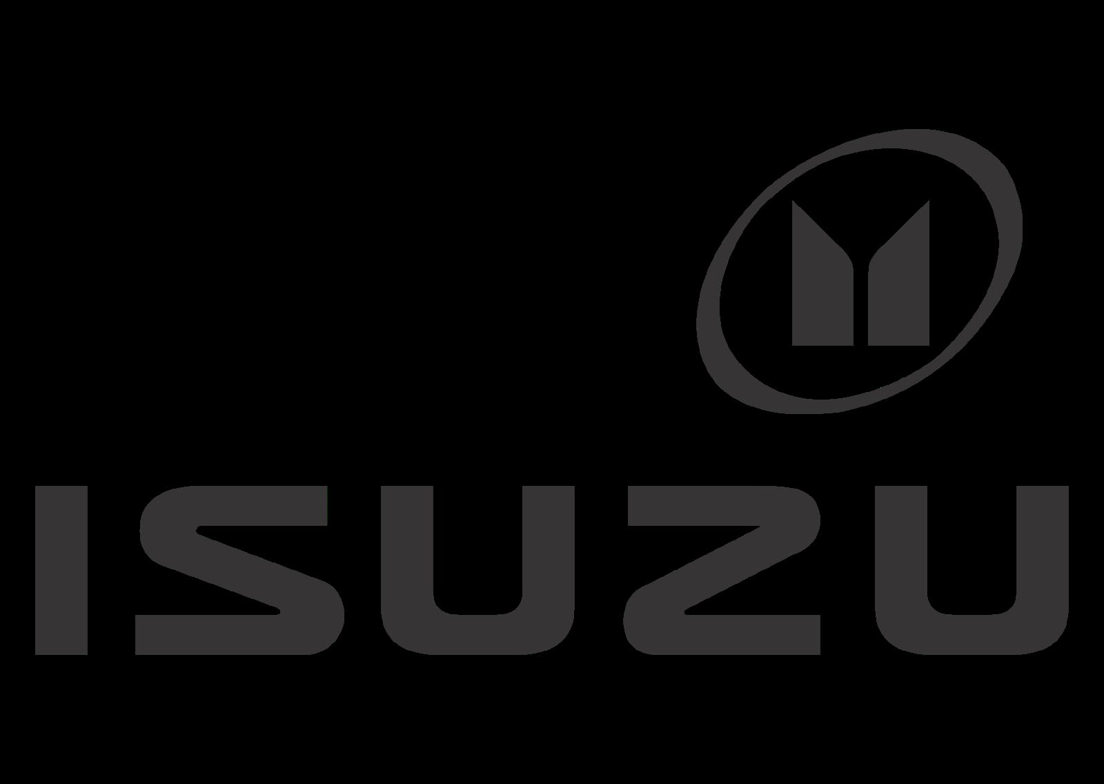 Isuzu Logo Vector Vehicle Manufacturer Format Cdr Ai
