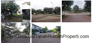 Jual murah tanah kavling cibubur residence siap bangun Strategis