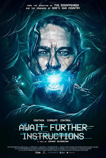 Await Further Instructions Horror Movie Review