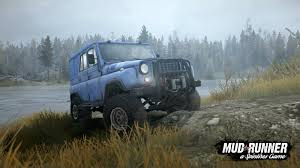 SPINTIRES MUDRUNNER pc game wallpapers|images|screenshots