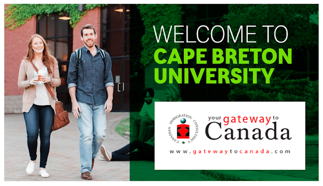 FREE Information Seminar: Atlantic Immigration via Cape Breton University