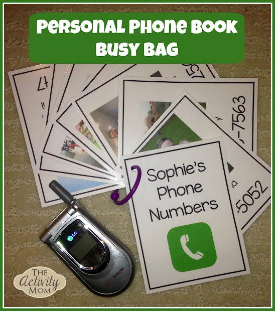 Printable Important Phone Numbers List - imgUrl