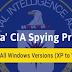 'Athena' CIA malware plants Gremlins' on Microsoft machines – WikiLeaks