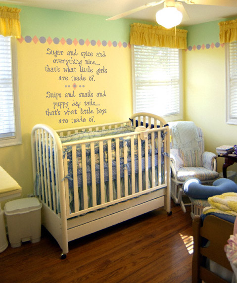 Themes For Baby Room: Mrs Bitchface: Let's Decorate!: Babies Time