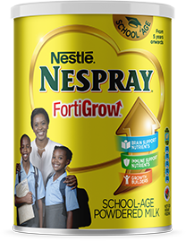 Nestlé NESPRAY Fortigrow can