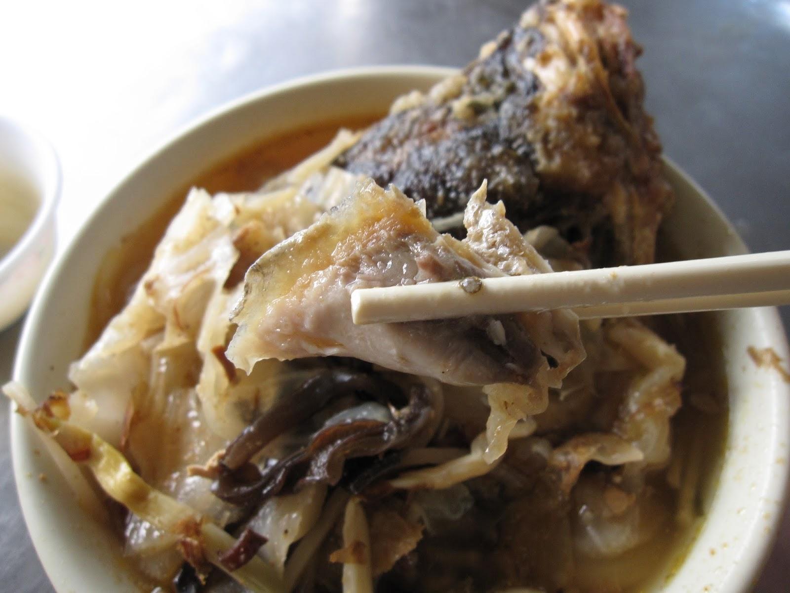 popopig eat everywhere: 臺南 太子路砂鍋魚頭
