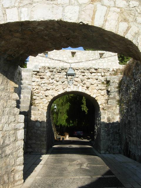 Cote d'Azur travel, France