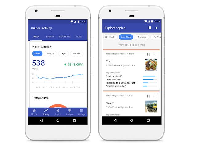 Google Luncurkan Aplikasi Blog Compass Untuk Para Blogger