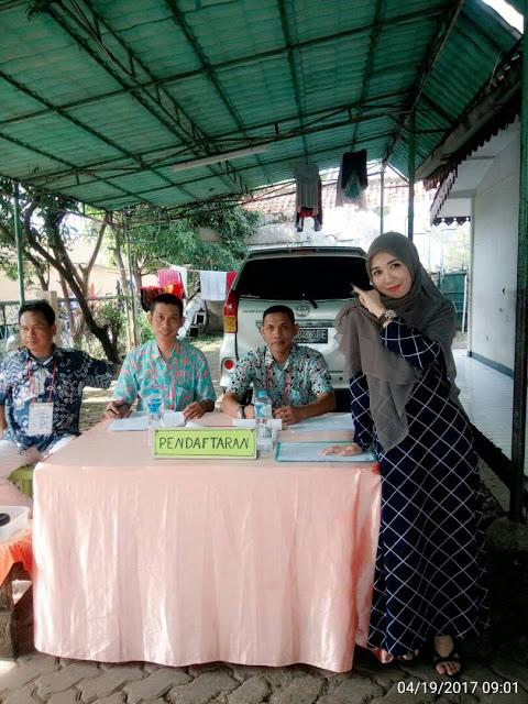 Demi Jihad, Wanita Ini Naik Pesawat Pertama dari Palembang Coblos Anies-Sandi