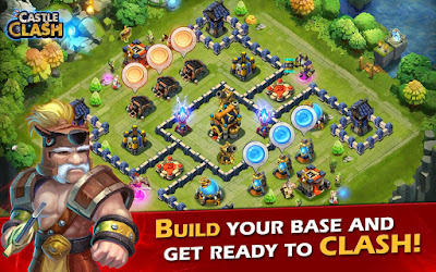 Castle Clash Mod v.1.2.82 Apk Data
