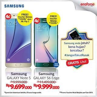 Samsung Galaxy Bonus Voucher Belanja