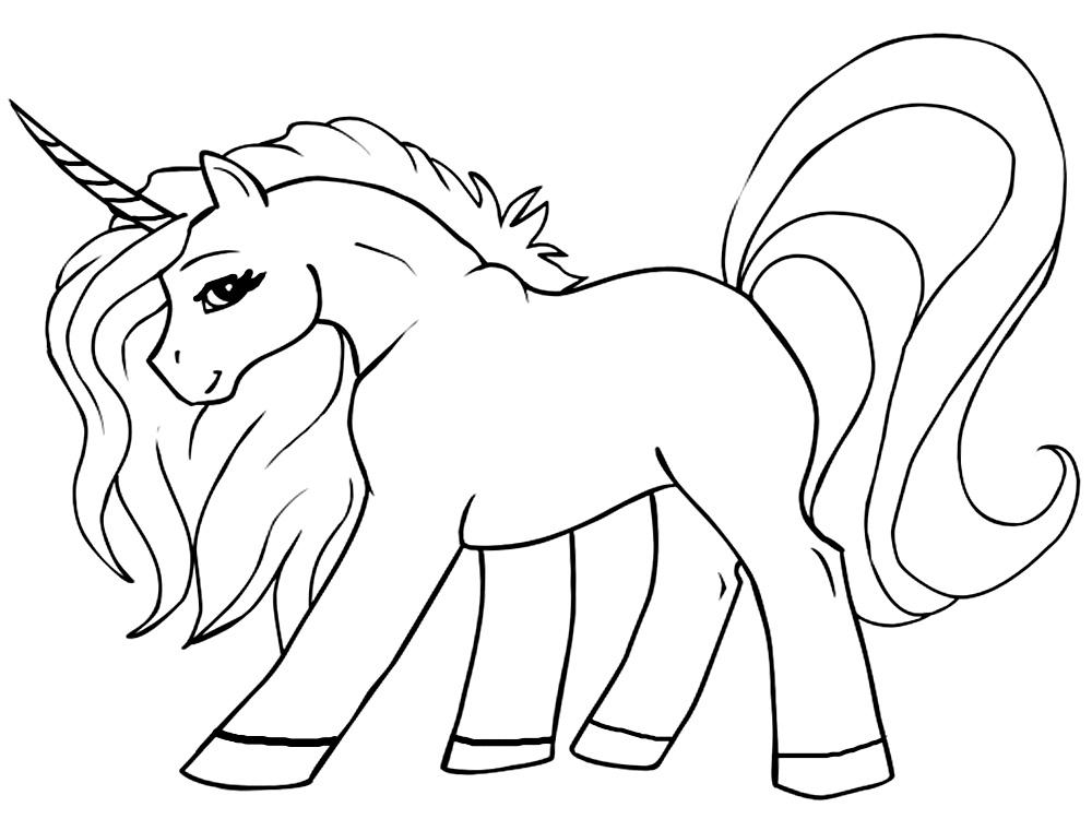 Desenhos Para Colorir Lol Pet Unicornio Yolanda S
