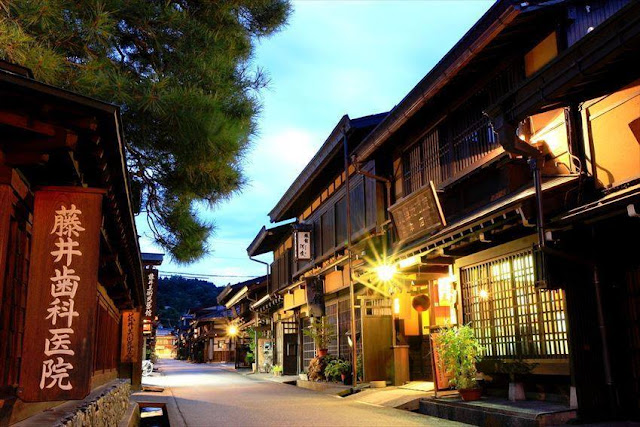 Takayama, Gifu: Kota Tua Takayama
