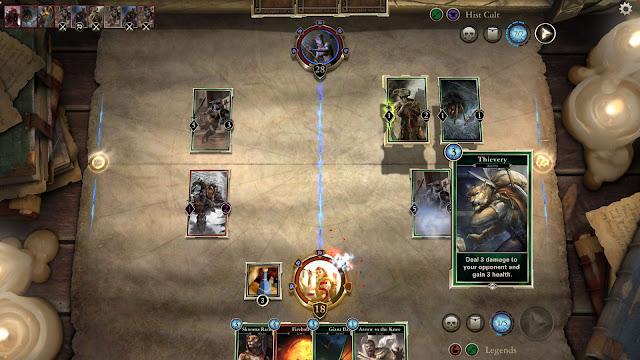 Hoy llega la versión final The Elder Scrolls Legends a PC, ¡muy pronto móviles!