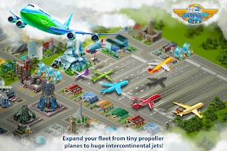 Airport City MOD v4.10.10 Apk (Unlimited Money) Terbaru 2016 3