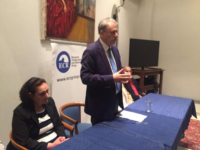 Νότης Μαριάς από την Πελοπόννησο: Στις Ευρωεκλογές ας επιλέξουμε τον ΑΛΛΟ ΔΡΟΜΟ για το μέλλον