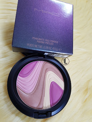 M.A.C Mirage Noir Pearlmatte Face Powder 'Mother O' Pearl' - www.modenmakeup.com