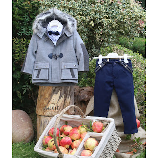 winter christening clothes