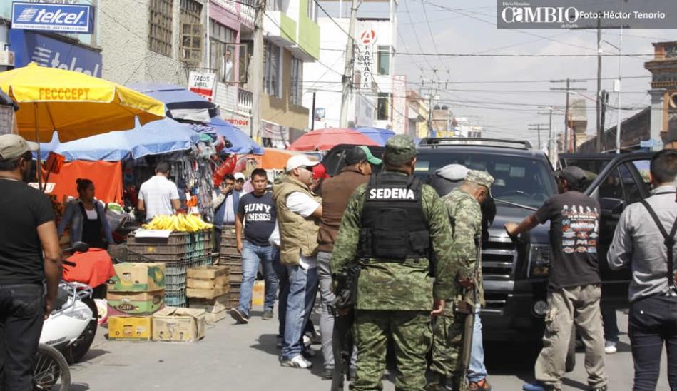 Tranquilidad Para Los Comerciantes: Noticias: Conflictos Entre COP Y FCCCVPT Si Alteraron La
