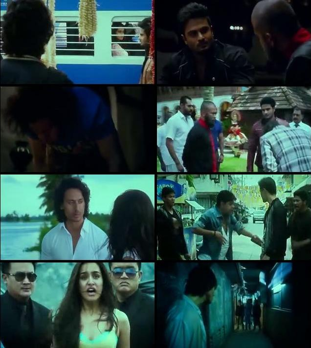 Baaghi 2016 Hindi DVDScr