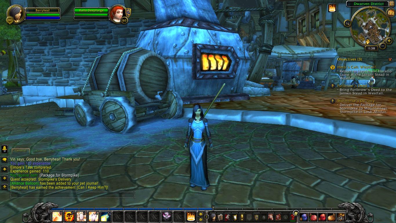 The Megalomaniac Bore: Multiboxing - Healers - World of Warcraft