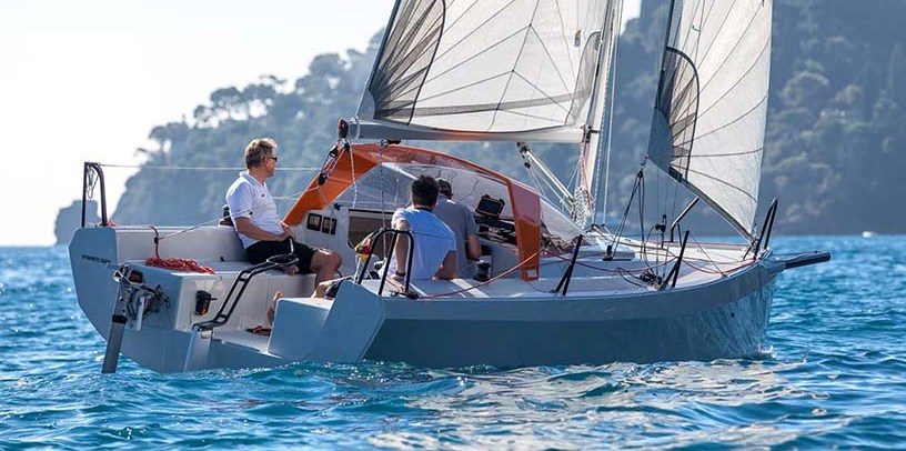 Interesting Sailboats: BENTE24, FOCUS750, VIKO26 - THE LESS