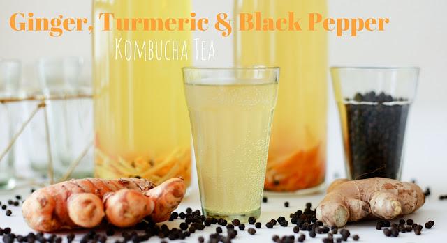 How to make Kombucha Tea - First Fermentation