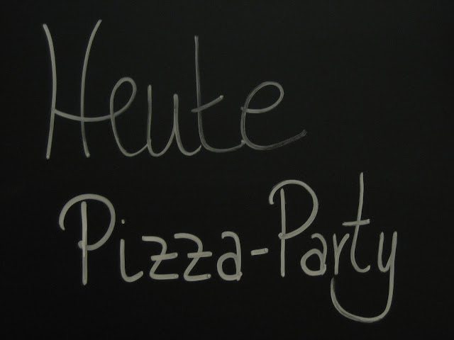 Pizza-Party für Kinder