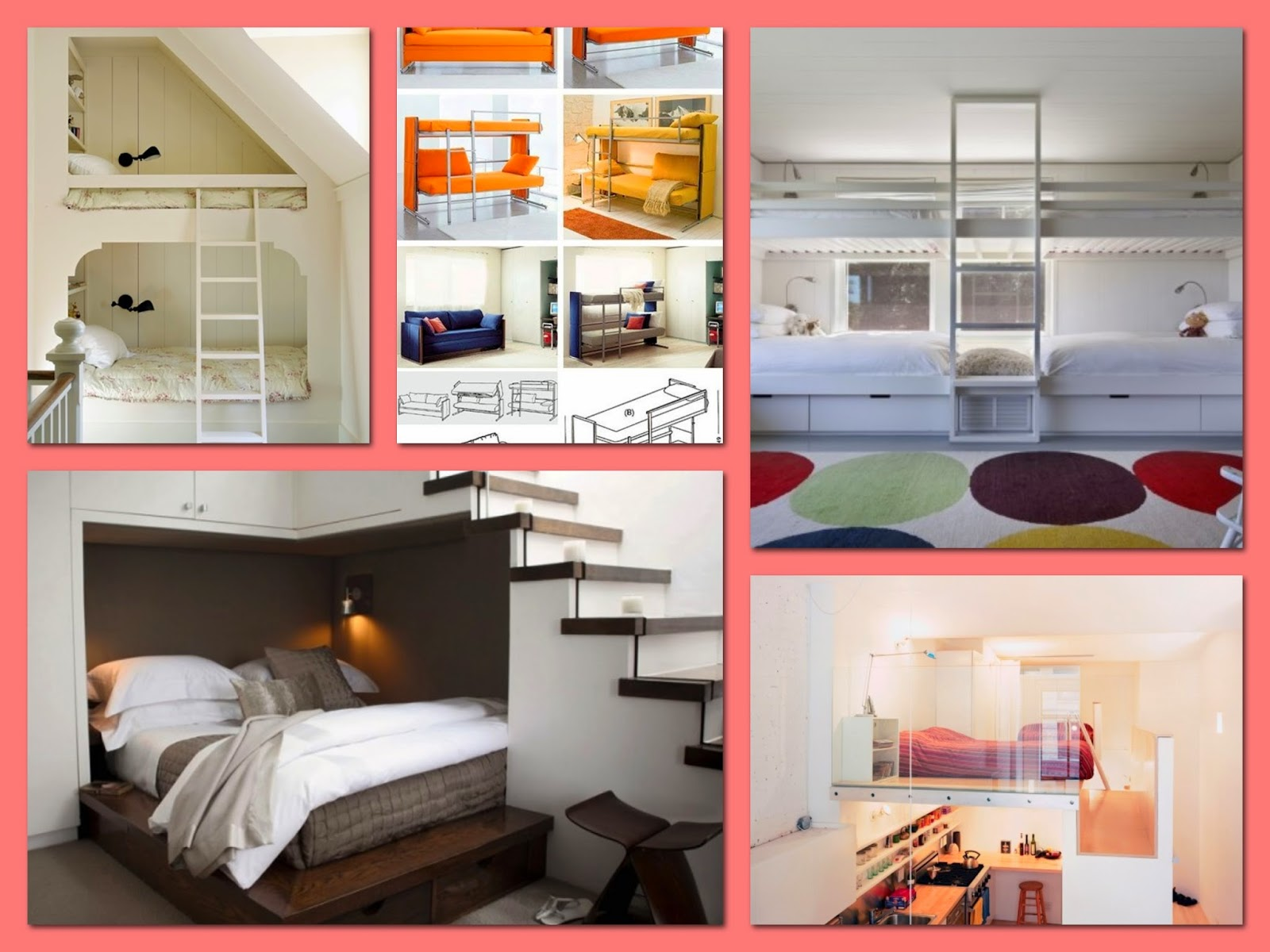 Good ideas space saving bedrooms and beds home decor - Space saving bedroom ideas ...