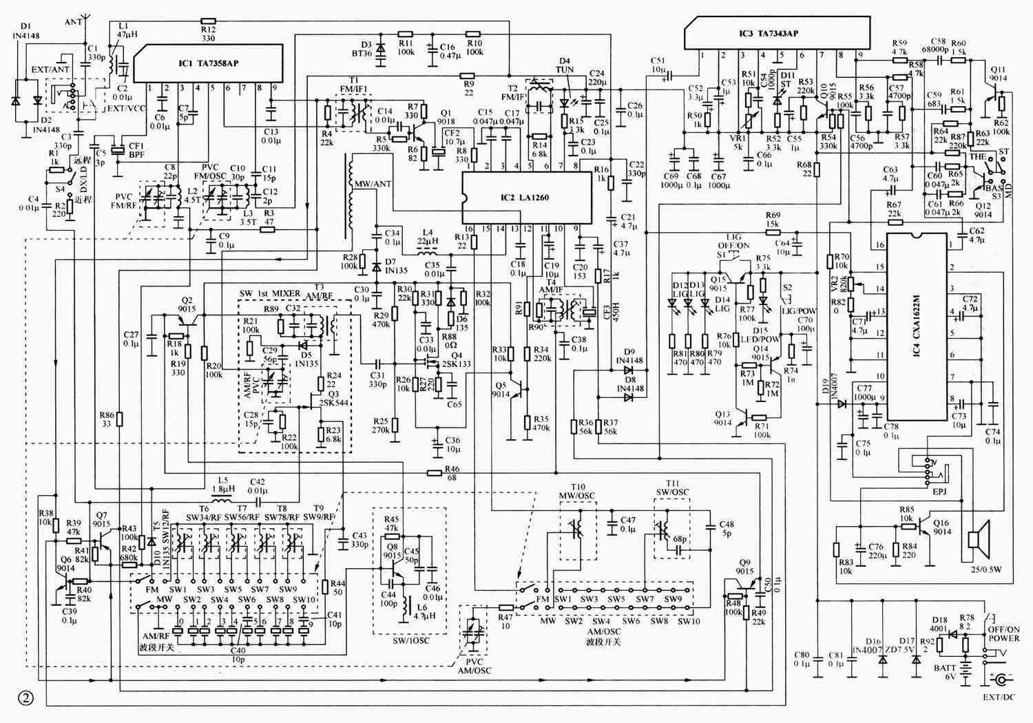 This Space Not To Let Yet Googling Around I Find Schematics Like And Finally After Google Image Searching The Schematic From Http Radioscannerru